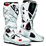 Sidi Crossfire 2 SRS Boots-White-11.5