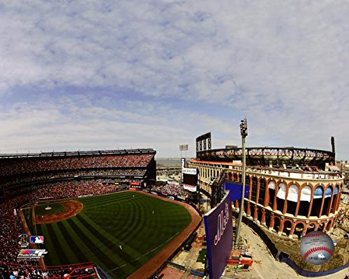 Shea Stadium & Citi Field New York Mets MLB Stadium Photo (Size: 11