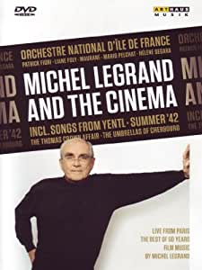 Michel Legrand & The Cinema [Import]