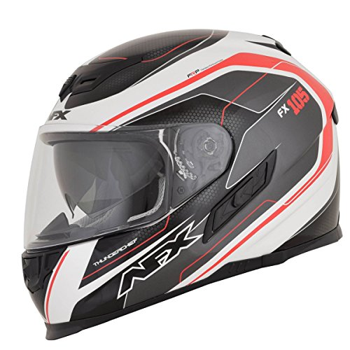 AFX 01019737 FX-105 Thunder Chief Helmet - 20 Helmets Afx Fx