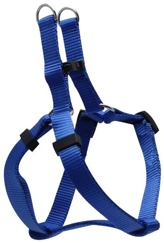Dogit Adjustable Step-In Dog Harness, Small, Blue, My Pet Supplies