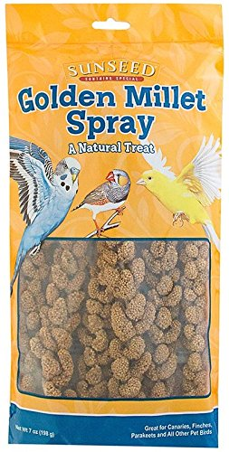 Sun Seed Millet Spray - Sun Seed Company Millet Spray 4oz