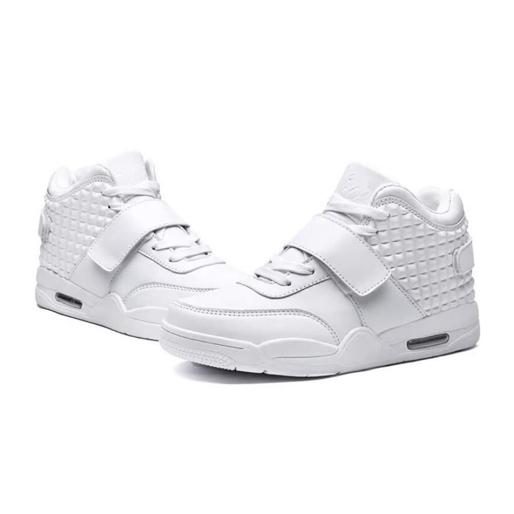 Herren-Basketball-Stiefel High-Top Sport Fashion Turnschuhe Sport High-Top Outdoor-Schuhe Leichte Atmungsaktive Laufende Lässige Trainer f42f8d
