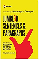 Learn the Way to Rearrange the Dearange Jumbled Sentences and Paragraphs Paperback