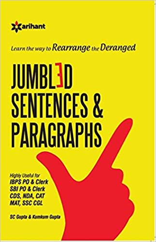 Buy Learn the Way to Rearrange the Dearange Jumbled Sentences and