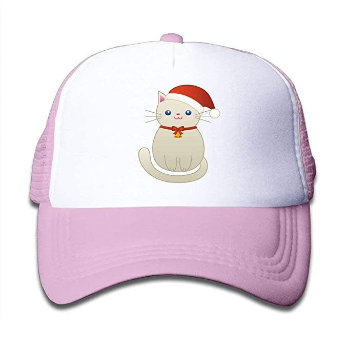 f7b9df19412 Amazon.com  Kid s Persian Cat Christmas Hat Adjustable Casual Cool ...
