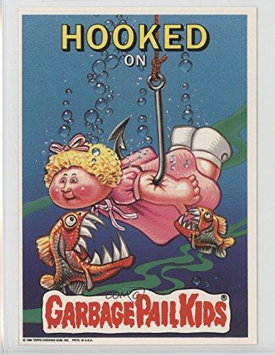 Garbage Pail Kids Poster (Hooked on Garbage Pail Kids (Trading Card) 1986 Topps Garbage Pail Kids Jumbos - Posters #6)