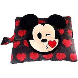 Pillow Pets Disney Mickey Mouse Emoji Super Soft Stuffed Animal Plush Toy Pillow