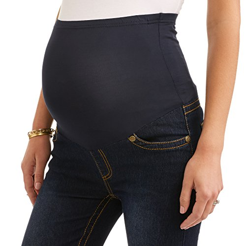 RUMOR-HAS-IT-Maternity-Embroidered-Pocket-Skinny-Over-The-Belly-Jeans