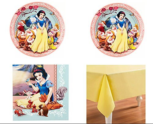 Snow White Birthday - Snow White Party Pack for 16