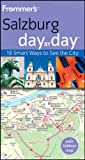 Front cover for the book Frommer's Day by Day: Salzburg by Nick Dalton