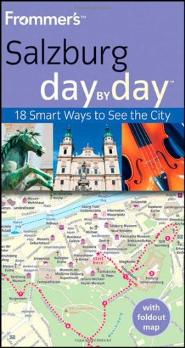Frommer's Salzburg Day By Day (Frommer's Day by Day - Pocket)