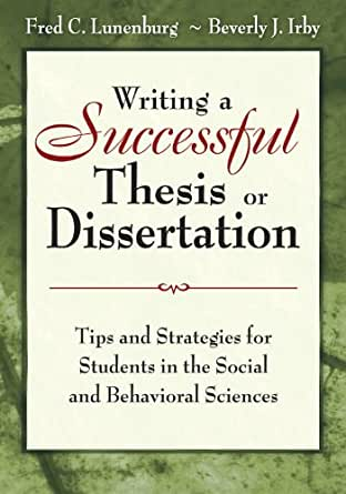 Dissertation for business students