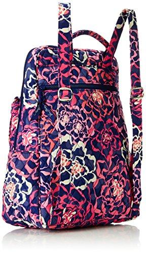 Vera Bradley Ultimate Backpack Shoulder Handbag, Katalina Pink, One Size by Vera Bradley (Image #2)