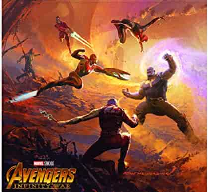 Marvel's Avengers: Infinity War - The Art of the Movie (Marvel's Avengers: Infinity War - The Art of the Movie (2018))