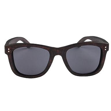 Hombres Y Mujeres Retro Gafas De Sol Polarizadas Marco De ...