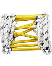 Touwladder Brandwerende Reddingsladder, Brandladder 3 M-50 M (9,8-49 Voet), Reddingstouwladder Voor Snel Gebruik Bij Brand En Ramp