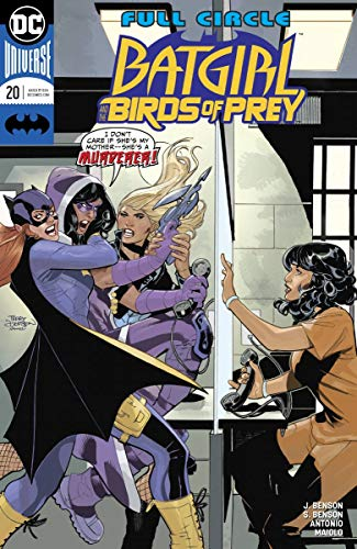 Batgirl and the Birds of Prey #20 -