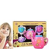 Studyset Play House Toys Children Classic Toys Delicate Spot Teapot Set Kids Kitchen Educational Toy