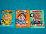Garbage Pail Kids Combo Set of 3 Packs **Series 8,9 & 10th**