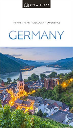 DK Eyewitness Travel Guide Germany (English Edition)