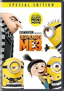 Despicable Me 3 Special Edition DVD