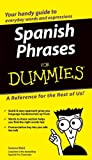 Spanish Phrases for Dummies, , 0764572040