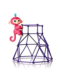 For Finger Monkey Jungle Gym Playset Interactive Baby Monkey Climbing Stand Kwok BOBEBE Online Baby Store From New York to Miami and Los Angeles