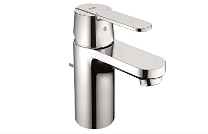 Grohe 23495000 Get Basin Mixer Tap Amazon Co Uk Diy Tools