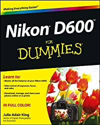 Image of the product Nikon D600 For Dummies that is listed on the catalogue brand of Brand: For Dummies.