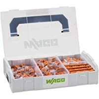 **Official & Genuine** WAGO 887-952 L-BOXX® Mini - 4mm² 221 Series Connectors in Sortimo Carry Case (100) 221-412, (100…