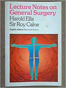 lecture notes on general surgery harold ellis free download pdf