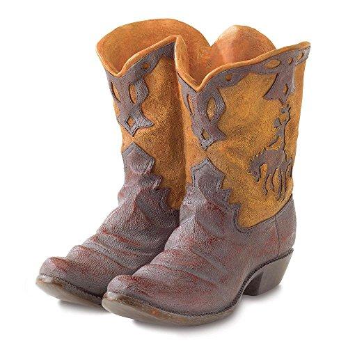 Malibu Creations Summerfield Terrace Cowboy Boots Planter