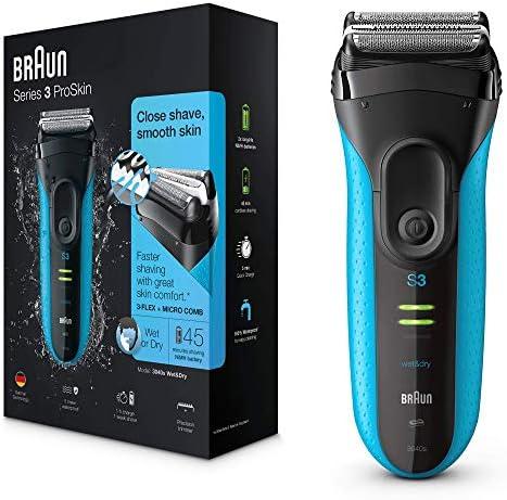 Braun Series 3 ProSkin 3040 s - Afeitadora Eléctrica Hombre ...