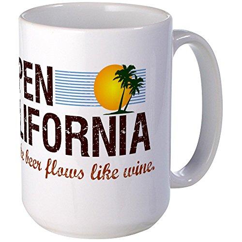 (CafePress Dumb And Dumber Large Mug Coffee Mug, Large 15 oz. White Coffee Cup)