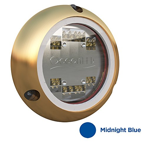 Ocean Led Underwater Lights - OceanLED S3116s Sport Underwater Light - Midnight Blue