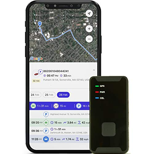 PRIMETRACKING Personal GPS Tracker