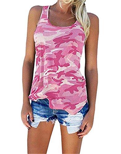 Pink Tank Top Shirt - 7
