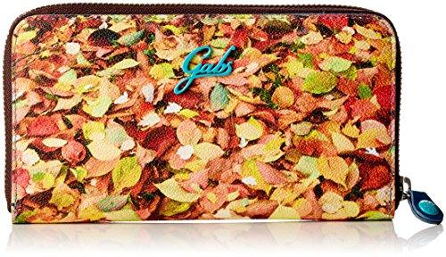 foglie Gabs Portafogli Gmon17 Donna Multicolore IwHwgqx7