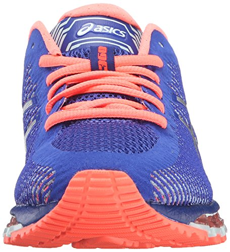Mujer Blue flash Shoe white quantum nbsp;cm 360 Gel Running Asics Coral BpWZndRd