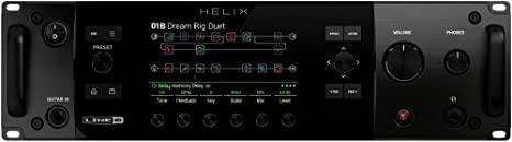 Line 6 Helix Rack Guitar Multi-effects Rack Processor