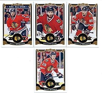 2015-16 O-Pee-Chee Hockey Chicago Blackhawks Team Set of 19 Cards  Scott  Darling ea3126750