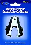 Eclips USA 1850636 Staple Remover - Black - Case of 48