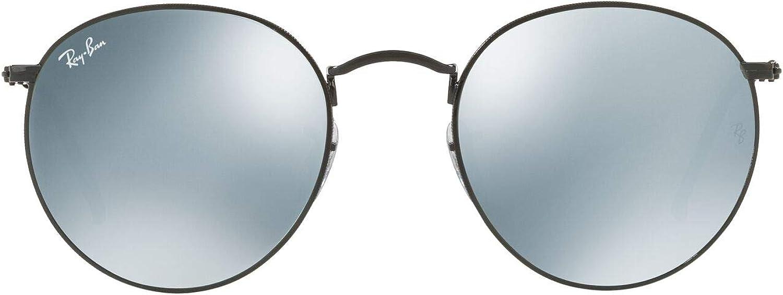 round metal sunglasses ray ban