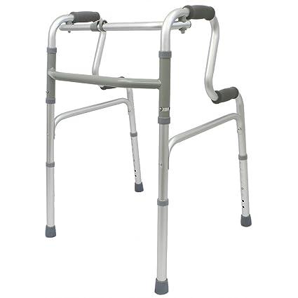 Andador de Incorporación Plegable de Aluminio Ortaid: Amazon ...
