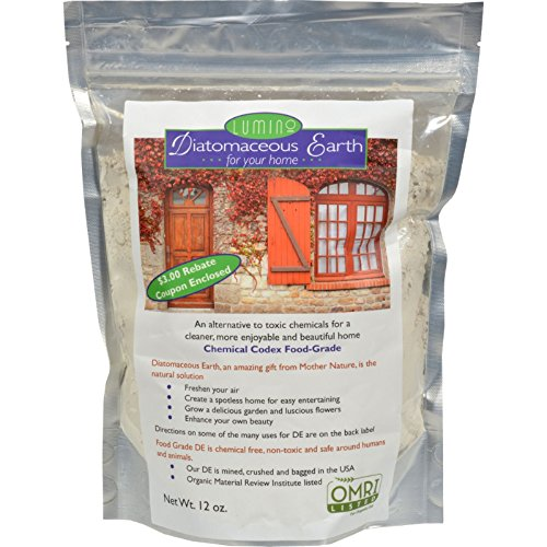 Lumino Home Diatomaceous Earth Home 12 Oz