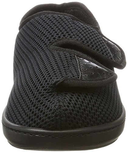 Adulto 39 Negro Arreau Unisex Zapatillas schwarz Podowell 7105010 nfBwq8RxtH