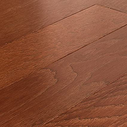 Allen Roth Hickory Warm Cherry 38 Engineered Hardwood Flooring