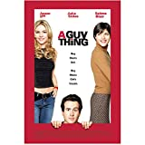 A Guy Thing 8 inch x 10 inch Photo Julia Stiles, Jason Lee & Selma Blair Movie Poster kn