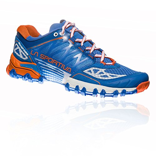 Bushido Sportiva Trail Running La Marine Women's Blue Lily Shoes Orange 000 Woman Multi coloured w6EI6Rx